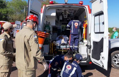 Funcionários de frigorífico saem às pressas de complexo após suposto vazamento de gás